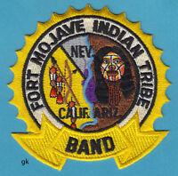 KIOWA INDIAN TRIBE OKLAHOMA OK TRIBAL SECURITY police PATCH