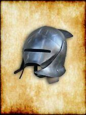 Medieval Uruk-Hai Helmet Halloween Costume