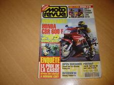 Moto revue N° 3157 Honda 600 CBR.Kenny Roberts