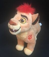 "Disney 12"" Lion Guard Talking Plush - Kion  Stuffed Animal Simba"