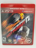 Need for Speed: Hot Pursuit (Sony PlayStation 3, 2010) PS3 Complete Tested