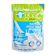 CapriLac A2 Goat Milk Powder 1kg Product of Australia