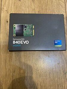 Samsung MZ-MTE250BW,  MZ-MTE250 ,   840EVO mSATA Solid State Drive, SSD 250GB