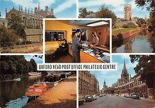 BR76257 oxford head post office philatelic centre  uk