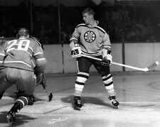 1966 Boston Bruins BOBBY ORR  Glossy 8x10 Photo NHL Hockey Print Poster