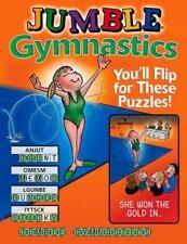 Jumble Gymnastics: You'll Flip for These Puzzles! (Jumbles) Tribune Content Agen
