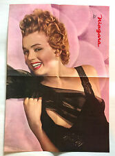MARILYN MONROE Niagara JAPAN MOVIE PRESS SHEET POSTER