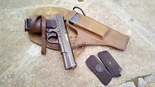 Original stamped WWII Soviet Tokarev TT-33 holster full set - 5 items! #3