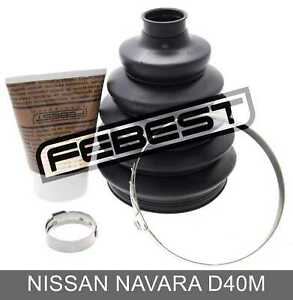 Boot Outer Cv Joint Kit 97.5X138X27.4 For Nissan Navara D40M (2005-)