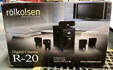 RolkOlsen Home Theater Solutions R-20 5.1 Digital Cinema *Nib*