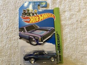 Hot Wheels Chevrolet SS Super Treasure Hunt