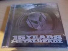 15 Years Of Metalheadz - Sampler  CD  NEU   (2009)