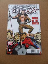 Marvel Minimates série 77 Noir Costume Spider-Man /& Kraven le chasseur