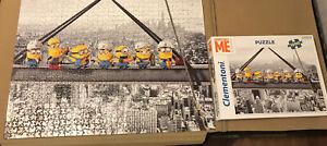 Clementoni Despicable Me 3 Minions Skyscraper 1000 Piece Puzzle