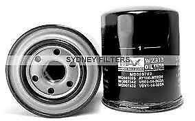 OIL FILTER FOR MITSUBISHI PAJERO TRITON DIESEL Z313 (PACKET OF 2)