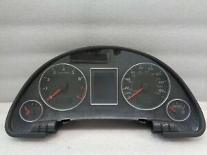 AUDI SPEEDOMETER INSTRUMENT CLUSTER DASH PANEL GAUGES A4 05-08 OEM AK2001203