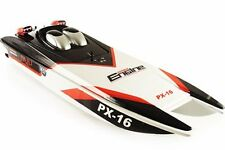"PX-16 Storm Engine Mosquito Racing Boat RC 32"" Catamaran R/C Jet NQD Ship"