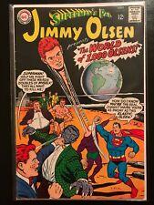 Jimmy Olsen      # 105         1967 (6.5) Elastic Lad app