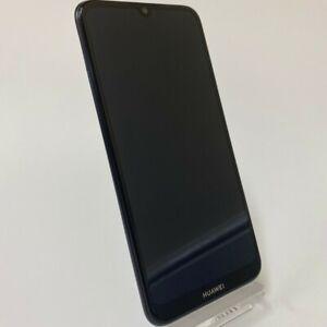 HUAWEI Y6 (2019) 32GB - UNLOCKED - Black / Blue  - Smartphone Mobile Phone