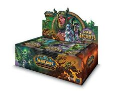 New Sealed War of the Ancients Booster Box World Warcraft WoW TCG 36 Packs