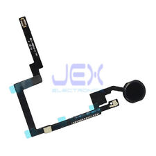 Black Home Button/Touch Fingerprint ID Sensor Flex Cable For iPad Mini 3 WiFi 4G