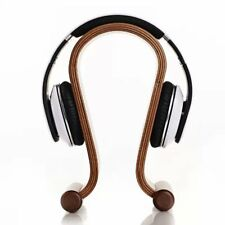Wooden Headphone Display Stand Headphone Holder Headset Hanger For Headphone
