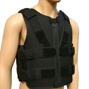 Stichschutzweste Security mit Reißverschluss, Stich- und Schlagschutz