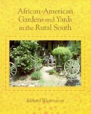 African-American Gardens and Yards in the Rural South-ExLibrary