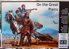 35189 Master Box Indian Wars Series On the Great Plains 1:35 neu 2017