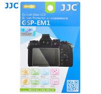 JJC GLASS LCD Screen Protector Film for Olympus OM-D E-M1 E-M10 E-P5 EM5 Mark II