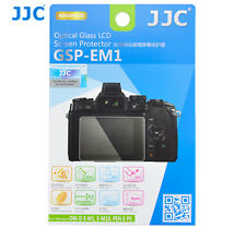 JJC GLASS LCD Screen Protector Film for Olympus OM-D E-M1 E-M10 E-P5 EM5 Mark II
