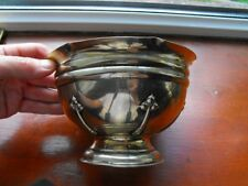 "EPNS Silver Plated Vase / Bowl 6.5"" X 4.5"""