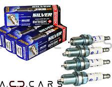 BRISK Silver 1462 DR15YS-9 - 4 Stück Zündkerzen für LPG Autogasfahrzeuge