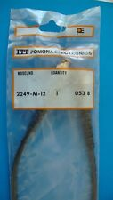 """Pomona 2249-M-12 MOLDED BNC MALE EACH END 12"""" RG 62A/U Cable Assembly 93 OHM"""