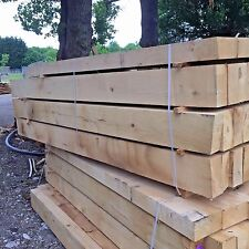 oak  raillway sleepers new 200 x100 x2000m