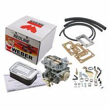 Weber Carburetor Kit 32/36 DGEV Sport Utility Electric Choke fits Nissan 720