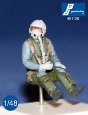 1/48 PJ PRODUCTION GERMAN F-4 PILOT SEATED IN A/C