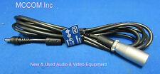 Panasonic VEEB0115A Power Cable B-Stock for RP505/RP555, RC400, AW-IF400