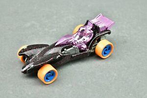 1992 Hot Wheels Cyber Cruiser Pink Black