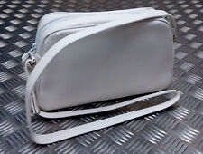 Genuine British Royal Navy Womens White Uniform Shoulder Bag WRENS WRN'S - NEW