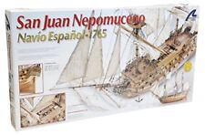 Artesania Latina 22860 - maqueta de barco en madera San Juan Nepomuceno 1/90