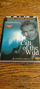 Call Of The Wild (DVD, 2002), PAL - Very good condition