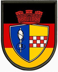 Wappen von Gummersbach  Aufnäher, Pin, Aufbügler