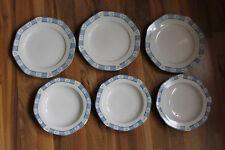 Van Well Porzellan 3 Suppenteller 3 Essteller Wellco Design