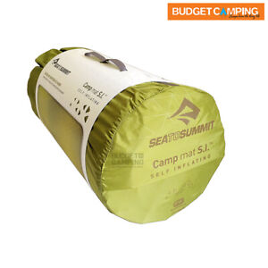 Sea to Summit Camp Si Mat Self Inflating Compact Hiking Mat R4.2