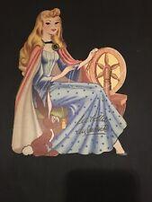 Enfantina - La Bella durmiente - Texte en espagnol - Jeunesse Vintage - E2