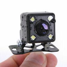 4LEDs Night Vision Waterproof HD Car Rear View Reverse Backup Camera USA Stock