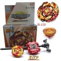 Beyblade Burst B-128 CHO-Z SPRIGGAN.OW.ZT Starter Game With Launcher New Gifts