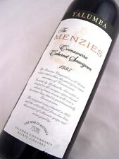 1995 YALUMBA Menzies Cabernet Sauvignon Isle of Wine