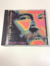 David Crosby - Thousand Roads CD, Aus Seller, Free Postage